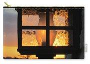 Lantern In The Sunset Carry-all Pouch