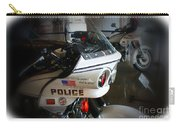 Lapd Motorcycle Carry-all Pouch
