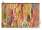 Large Acrylic Color Study 2012 Carry-all Pouch
