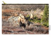 Large Bull Moose Carry-all Pouch