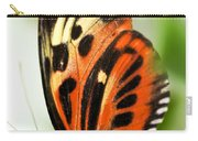 Large Tiger Butterfly Carry-all Pouch