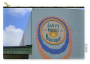 Larrys Music Boutique  Est 1952 Carry-all Pouch