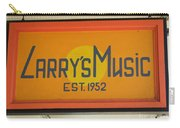 Larrys Music  Est 1952 Carry-all Pouch