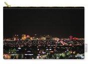 Las Vegas Nevada Nighttime Skyline Carry-all Pouch