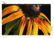 Last Day Of A Black-eyed Susan Carry-all Pouch