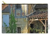 Last Light In Sarlat Carry-all Pouch