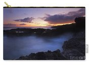 Last Light Over The South Shore Carry-all Pouch