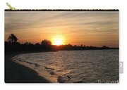 Last Rays Of Sun Carry-all Pouch