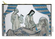 Last Rites, Middle Ages Carry-all Pouch