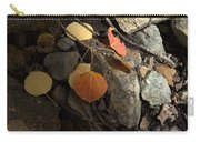Last Vestige Of Fall Carry-all Pouch