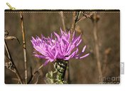 Last Wild Thistle Carry-all Pouch