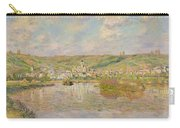 Late Afternoon - Vetheuil Carry-all Pouch