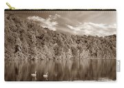 Late Afternoon At The Lake - S Carry-all Pouch