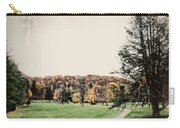 Late Fall In Waynesville Carry-all Pouch