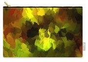 Late Summer Nature Abstract Carry-all Pouch