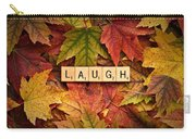 Laugh-autumn Carry-all Pouch