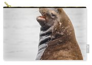 Laughing Sea Lion Carry-all Pouch
