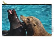 Laughing Seals Carry-all Pouch