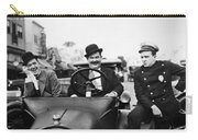 Laurel And Hardy, 1928 Carry-all Pouch