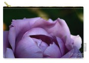 Lavender Morning Carry-all Pouch