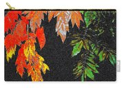 Lavish Leaves 5 Carry-all Pouch
