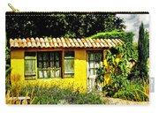 Le Jardin De Vincent Carry-all Pouch by Chris Thaxter