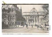 Le Palais De Justice Carry-all Pouch