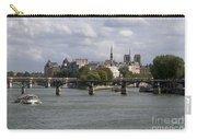 Le Pont Des Arts. Paris. France Carry-all Pouch