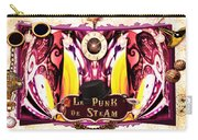 Le Punk De Steam Carry-all Pouch