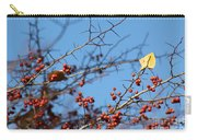 Leaf Among Thorns Carry-all Pouch