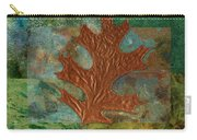 Leaf Life 01 - Green 01b2 Carry-all Pouch
