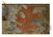 Leaf Life 01 -brown 01b2 Carry-all Pouch