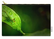 Leafhopper 3 Carry-all Pouch