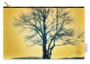 Leafless Tree Carry-all Pouch