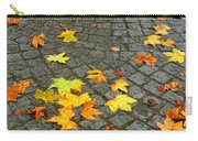 Leafs In Ground Carry-all Pouch