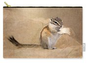 Least Chipmunk Carry-all Pouch