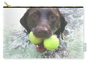 Leave No Ball Behind Carry-all Pouch