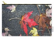 Leave The Leaves Carry-all Pouch