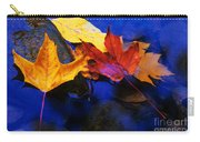 Leaves Of Autumn Carry-all Pouch