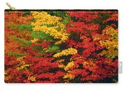Leaves On Trees Changing Colour Carry-all Pouch