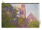 Leckie Memorial  Church  Peebles Scotland Carry-all Pouch