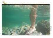 Legs Underwater Carry-all Pouch
