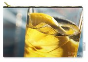 Lemon Drink Carry-all Pouch by Carlos Caetano