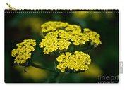 Lemon Lace Carry-all Pouch