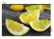 Lemon Quarters Carry-all Pouch