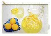 Lemonade And Summertime Carry-all Pouch