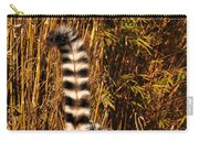 Lemur Tail Carry-all Pouch