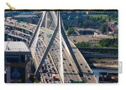 Leonard Yakim Bunker Hill Memorial Bridge Carry-all Pouch