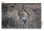 Leopard Hunt Carry-all Pouch