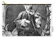 Leopold Mozart (1719-1787) Carry-all Pouch
